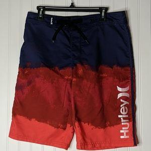 Hurley Men's Board Swim Shorts Size 31